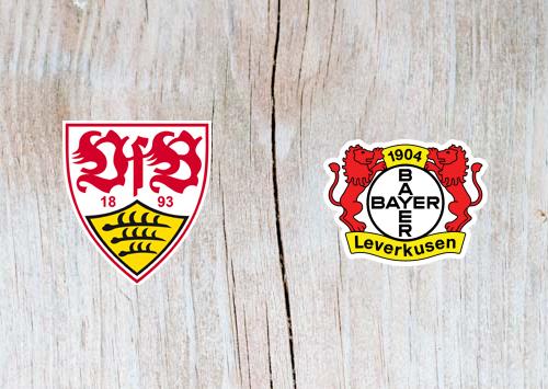 VfB Stuttgart vs Bayer Leverkusen - Highlights 13 April 2019