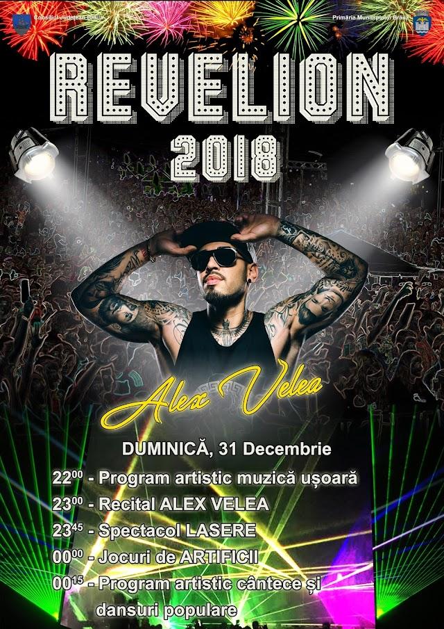 PRIMARIA BRAILA: REVELION 2018