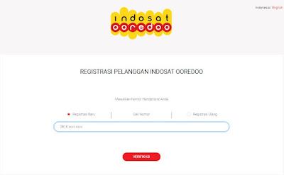 Cara Registrasi Kartu Indosat Via Sms Dan Online Cara Registrasi Kartu Indosat Via Sms Dan Online