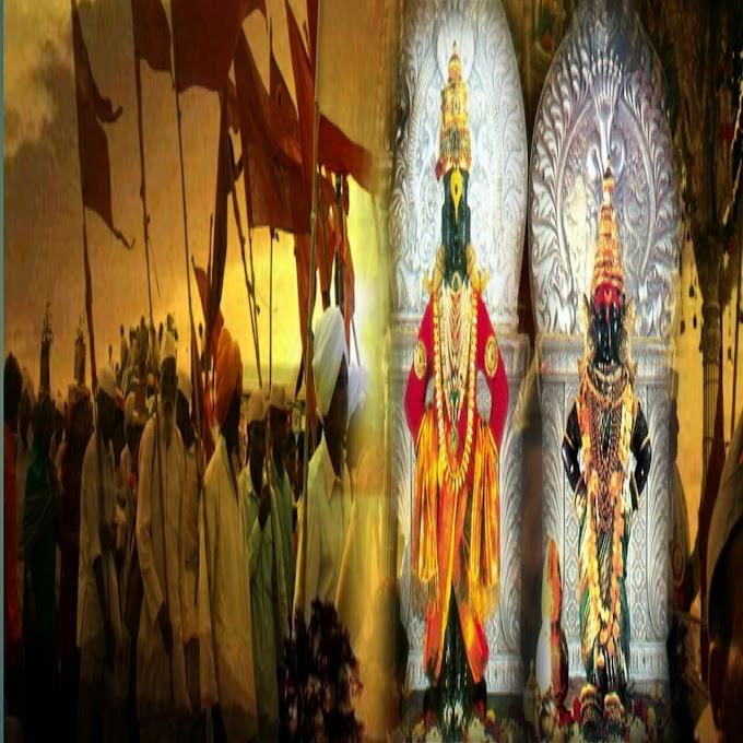 Vitthal Rukmini Live Darshan - पंढरीच्या पांडुरंगाचे घ्या दर्शन