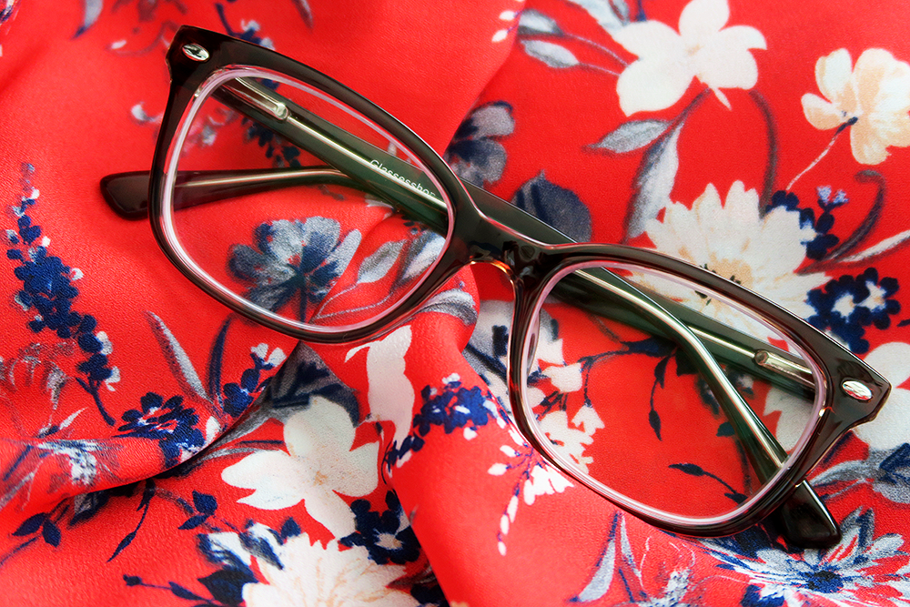 A review of prescription Hyannis Rectangle glasses from GlassesShop