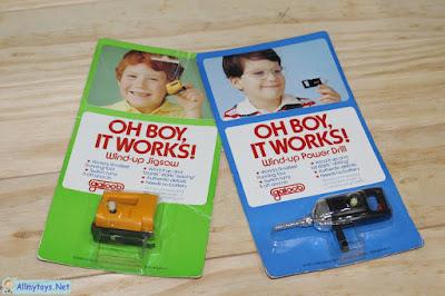 1980 Vintage Retro Toys