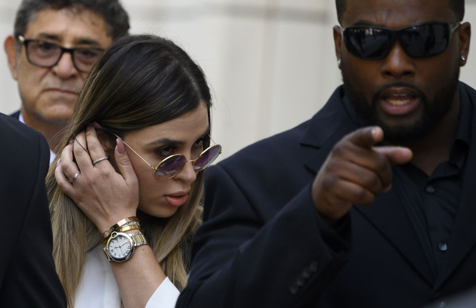 """""""No sabía que trabajaba para Emma Coronel"""": afirma desde la cárcel de Nueva York ex guardaespaldas de la esposa de """"El Chapo"""""""