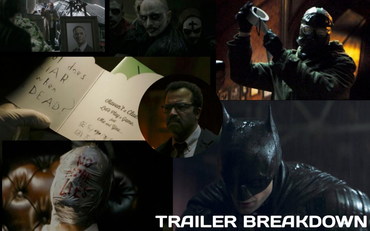 The Batman 2021 Trailer Scene and Plots Breakdown | Dynamicsarts