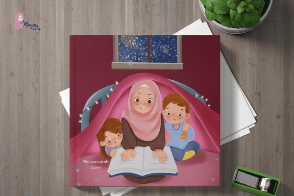 Ilustrasi buku anak