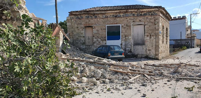 Τουρκία: «Ο σεισμός στη Σάμο απέδειξε ότι τα νησιά ανήκουν στην… τουρκική υφαλοκρηπίδα»