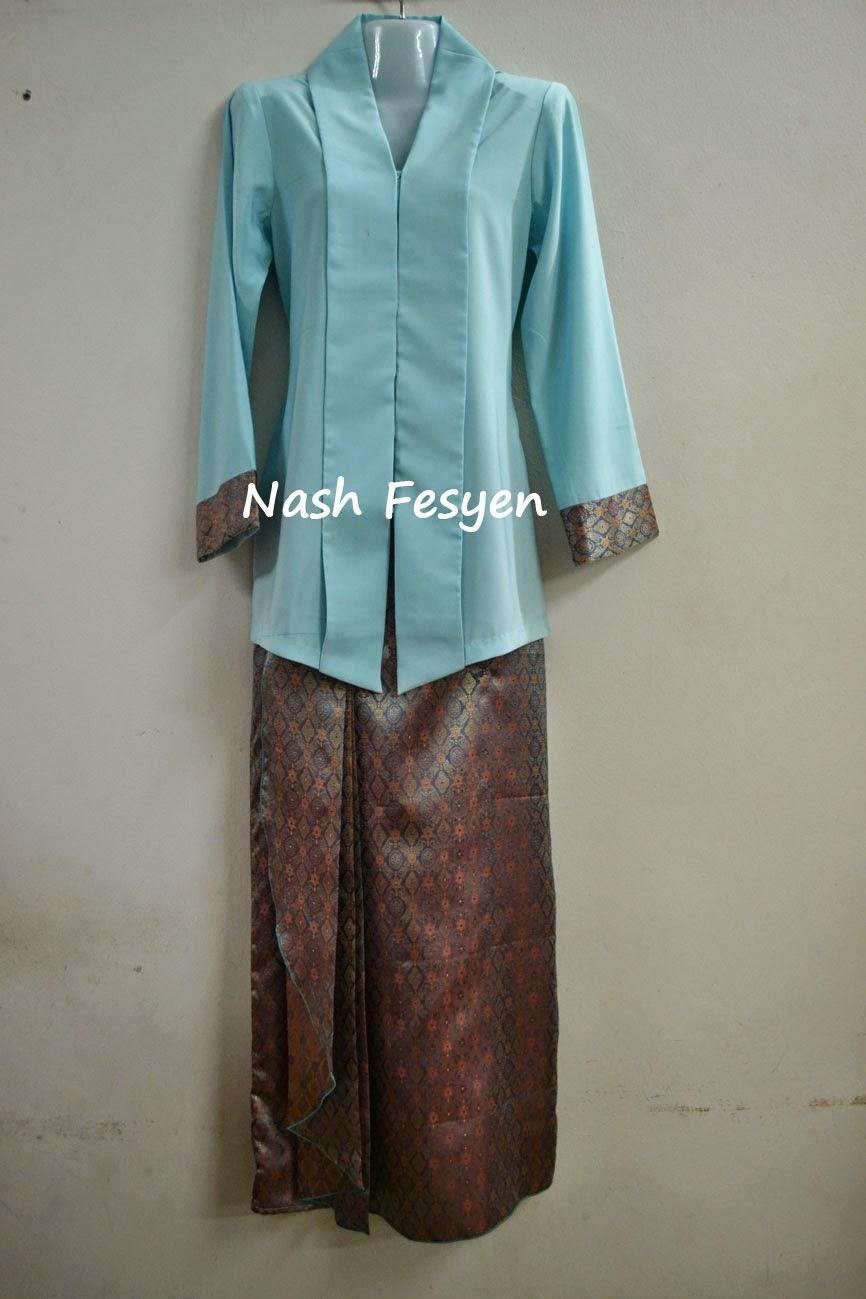 Nash Fesyen Kebaya Tradisonal