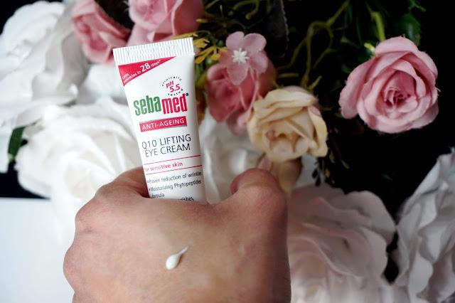 Q10 Anti-Ageing Lifting Eye Cream
