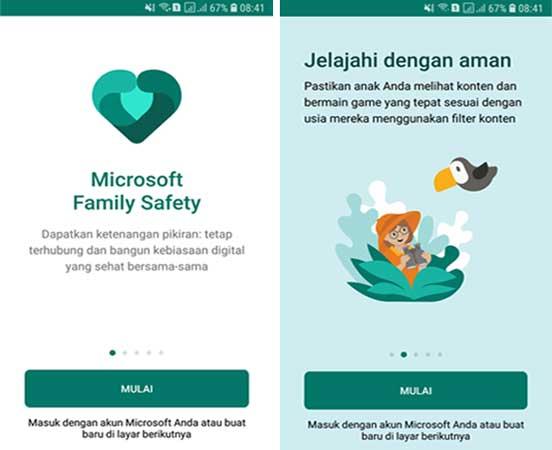 aplikasi untuk memantau aktifitas internet anak-anak