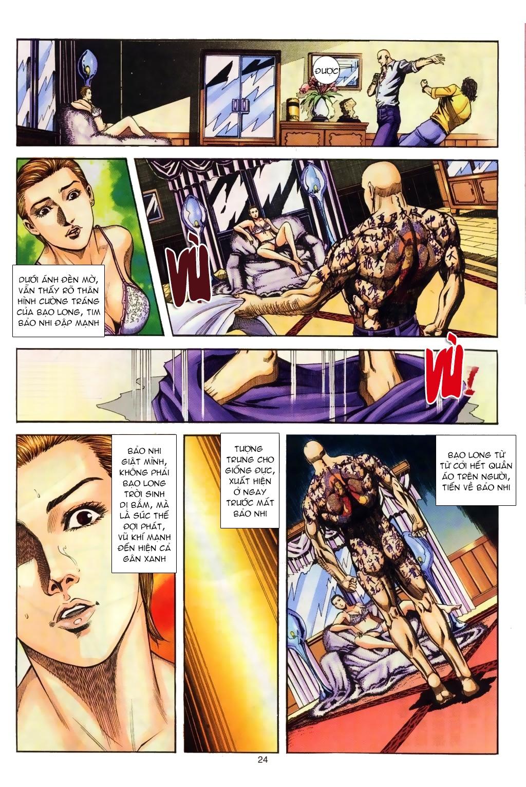 Đại Ca Giang Hồ chap 6 - Trang 11