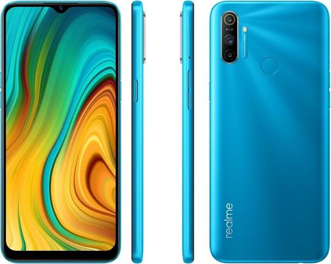 موبايل Realme C3 بسعر 2290 جنيه على سوق مصر