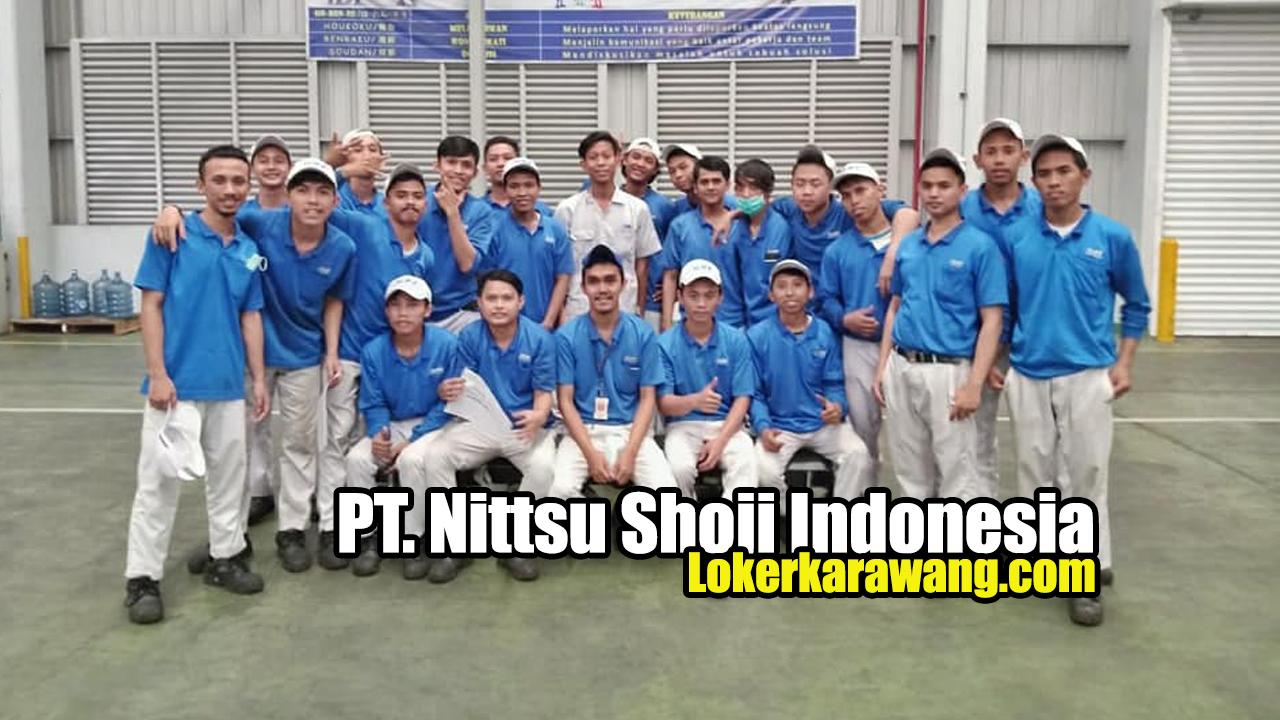 PT. Nittsu Shoji Indonesia Karawang