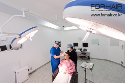 forhair korea surgery, fue surgery in korea, best fue surgery
