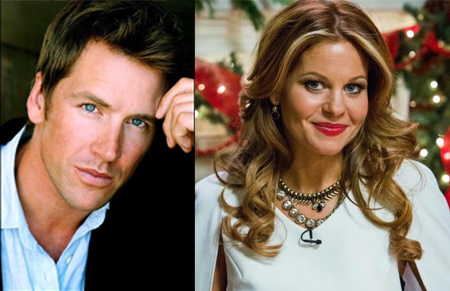 candace cameron bure paul greene start production on hallmark channel christmas movie a christmas to remember - A Christmas To Remember