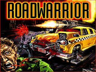 QUARANTINE II - ROAD WARRIOR