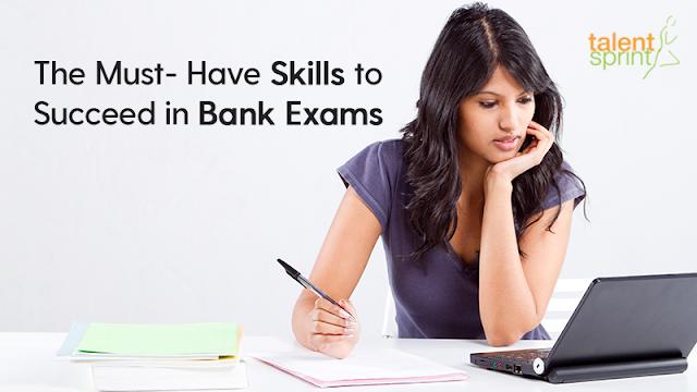 bank exam skills