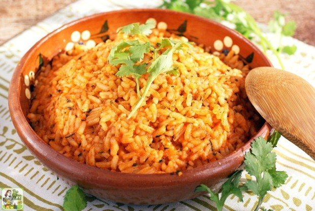 Easy Mexican Rice Recipe at Home