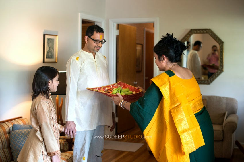 Indian Hindu Wedding - Ann Arbor Michigan - Sudeep Studio.com