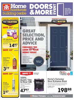 Home Hardware Building Centre Flyer April 5 to 12, 2017 (Atlantic)