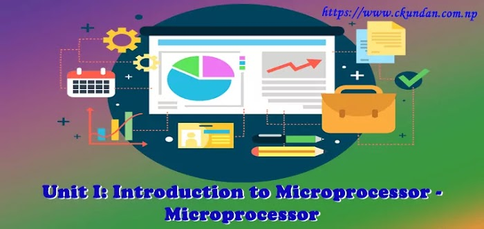 Unit I: Introduction to Microprocessor - Microprocessors