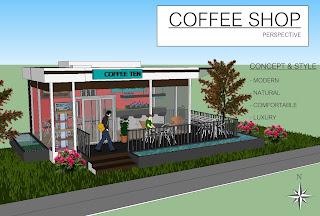 Tempat peluang usaha warung kopi