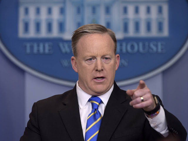 Spicer: Trump didn't mean wiretapping when he tweeted about wiretapping