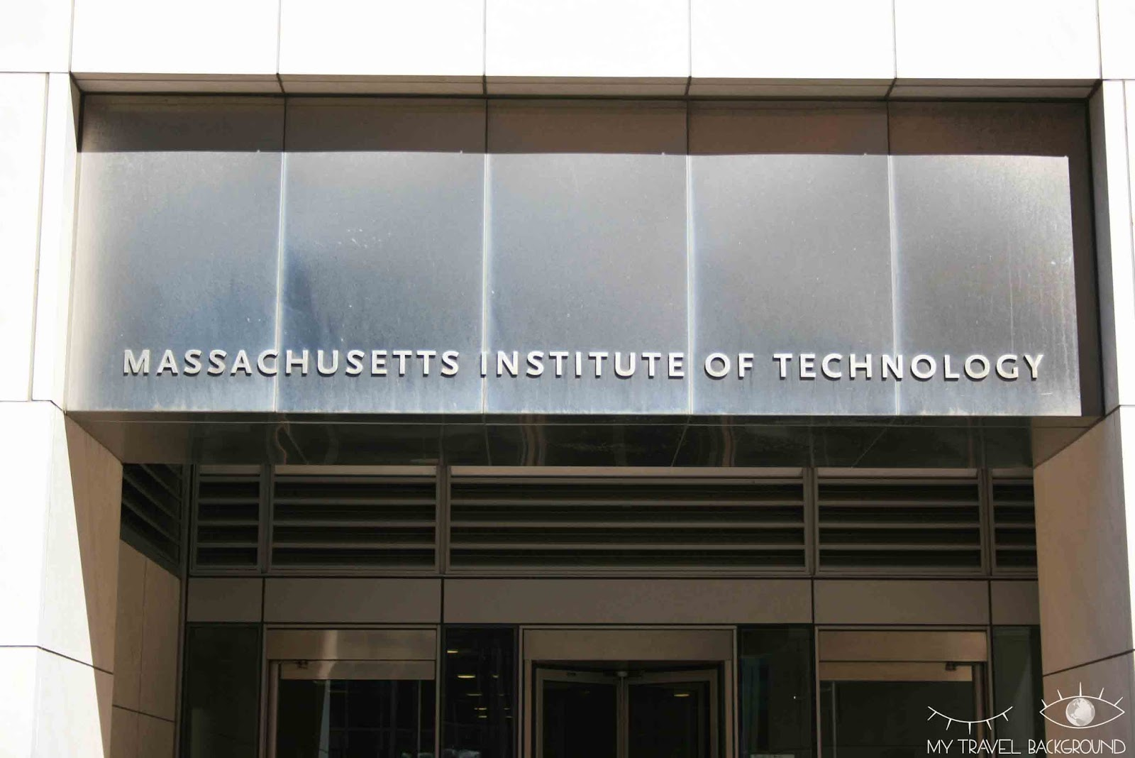My Travel Background : Les principales universités américaines de la côte Nord-Est - Massachusetts Institute of Technology - MIT