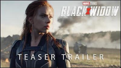 Marvel Studios' Black Widow - Official Teaser Trailer (Released)