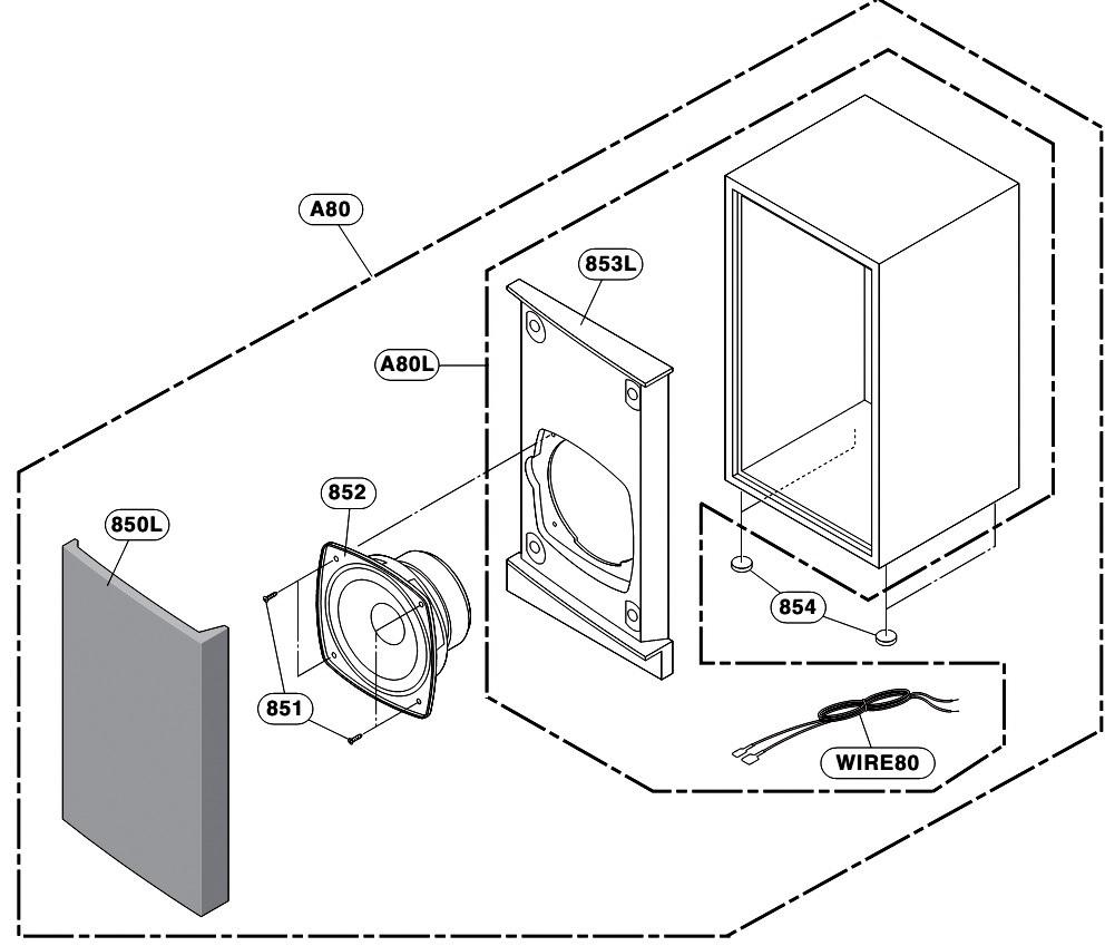 LG XC62 LGXCS62F – MINI STEREO SYSTEM