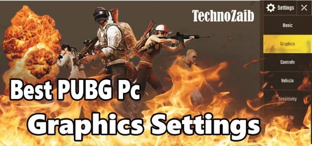 Best PUBG Pc Graphics Settings