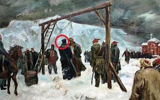 Обесването на Левски