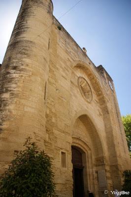 La Chiesa di Notre Dame de Sablons di Aigues Mortes