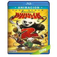 Kung Fu Panda 2 (2011) BRRip 720p Audio Dual