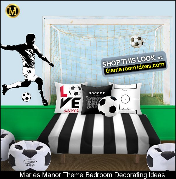 soccer bedroom soccer bedding soccer pillows sports bedroom ideas soccer decor