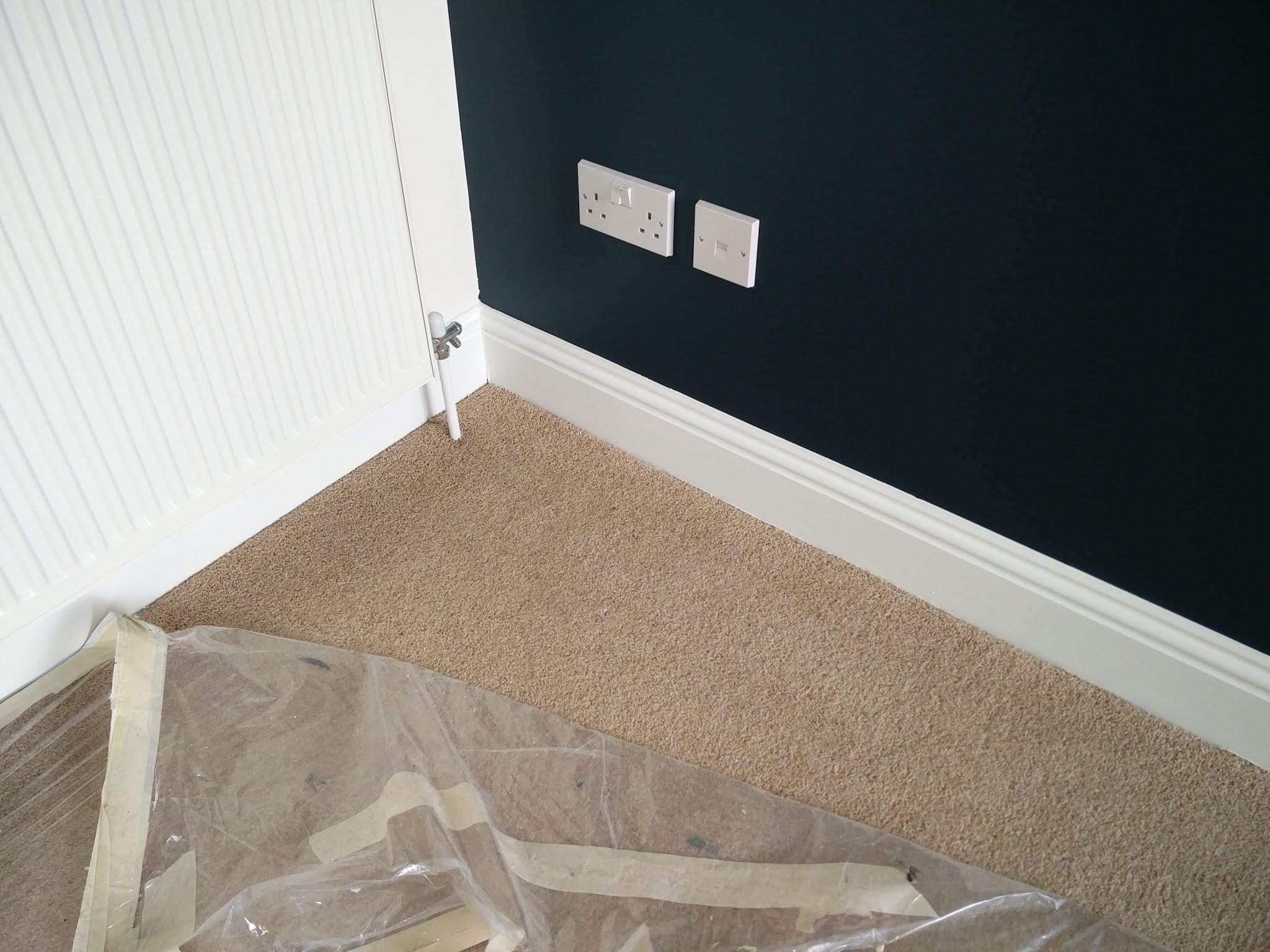 Living Room Progress Pictures hague blue liquid grain