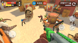 Guns Of Boom mod Apk Unlimited ammo