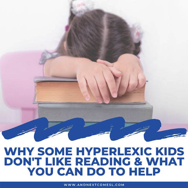 Wondering why your hyperlexic child hates reading all of sudden? Here are some reasons why it happens and what you can do to help