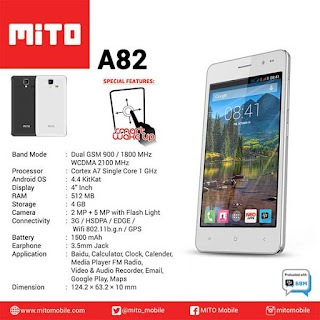 Flash Mito A82 Via ResearchDownload Tool - Mengatasi Bootloop