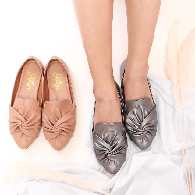 Maklon Sepatu Wanita
