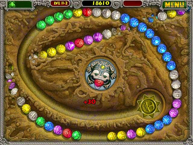 free zuma game  full version