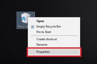 Cara menghapus File secara permanen tanpa memindahkannya ke Recycle Bin 2