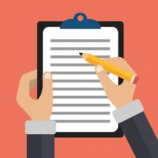 Modèle de demande manuscrite d'inscription aux concours à télécharger