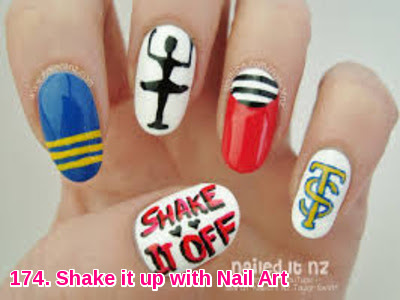 Shake it up with Nail Art