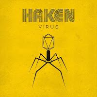 """Το βίντεο των Haken για το """"Canary Yellow"""" από το album """"Virus"""""""