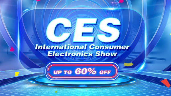 Promoção CES na Tomtop