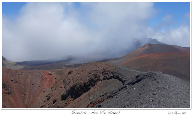 Haleakala: And Now What?