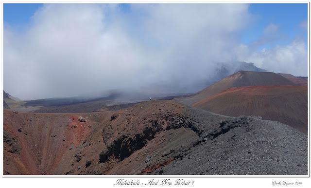Haleakala: And Now What?