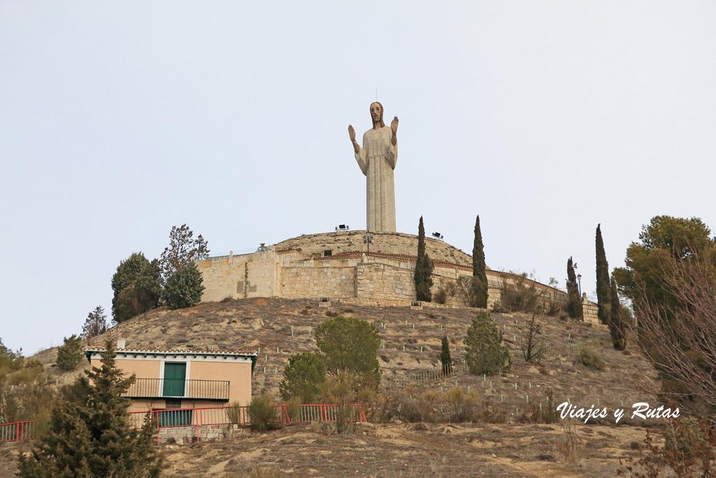 Cristo del Otero, Palencia