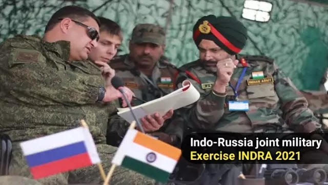 12th-edition-of-indo-russia-joint-military-exercise-indra-2021-will-be-held-at-volgograd-russia-from-01-to-13-august-2021