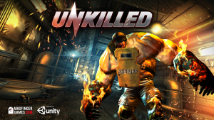 DOWNLOAD UNKILLED MOD APK v0.9.0 MULTIPLAYER ZOMBIE SURVIVAL SHOOTER GAME UPDATE TERBARU 2017